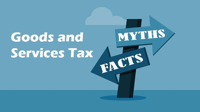 myths of GST